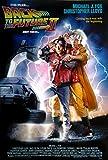 Zurück in die Zukunft - Back to the Future II (1989   US Filmplakat, Poster