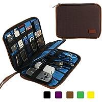 Khanka Portatile Universale Organizzatore accessori Elettronica Custodia da viaggio Borse