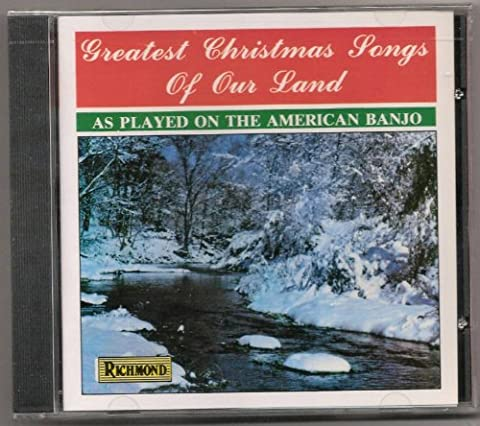 Greatest Xmas Songs: American Banjo [Import USA]