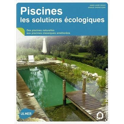 Piscines, les solutions écologiques