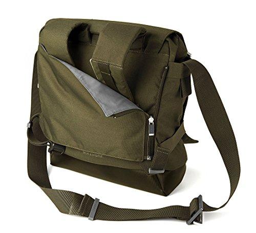 Moleskine Moss Green myCloud Backpack