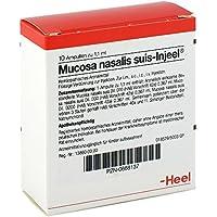 MUCOSA nasalis suis Injeel Ampullen 10 St preisvergleich bei billige-tabletten.eu