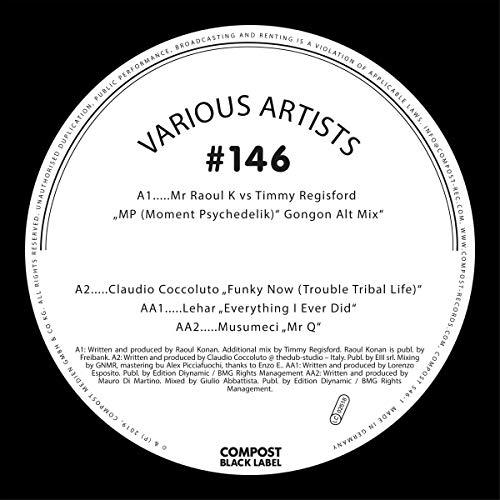 Compost Black Label #146 [Vinilo]