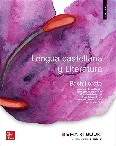 Lengua Castellana Y Literatura - 2º Bachillerato - 9788448609436