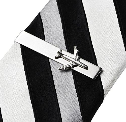 Avión alfiler de corbata