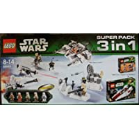 LEGO Star Wars - Super Pack 3 en 1 - 66449