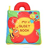 Best Start Baby Books For 1 Year Olds - szseven Baby Cloth Book Soft Books, 1 Year Review