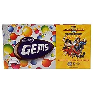 Cadbury Gems, 20.47 g Carton
