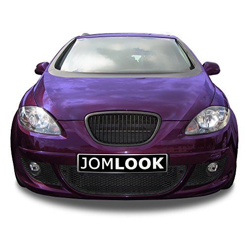 JOM 1P853653JOE Grill, JOM, Seat Leon 1P 05-09, except facelift/ Altea 5P 04-09 except facelift, badgeless