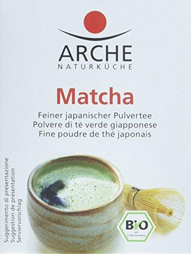 Arche Matcha feiner Pulvertee Bio, 1er Pack (1 x 30 g)