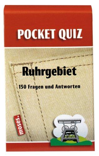Pocket Quiz Ruhrgebiet: 150 Fragen und Antworten