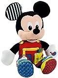 Baby Clementoni Mickey Peluche Primeros apredizajes37x26 Mouse aprendizajes, 55207.8