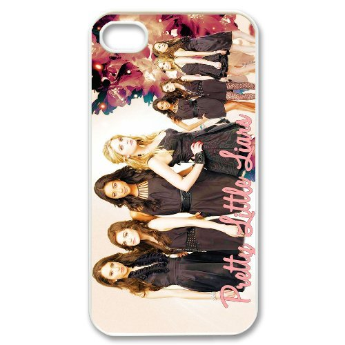 LP-LG Phone Case Of Pretty Little Liars For Iphone 4/4s [Pattern-6] Pattern-4