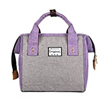 Advocator Mummy Handbag Baby Diaper Nappy Bag Tote Nursery Changing Bag