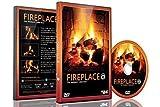 Feuer DVD - Kaminfeuer gefilmt in HD mit langen Holzfeuern und den Geräuschen von knisterndem Holz