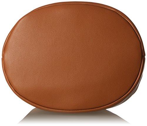 Pennyblack Scriba, Borsa a Tracolla Donna, 32x28x18 cm (W x H x L) Beige