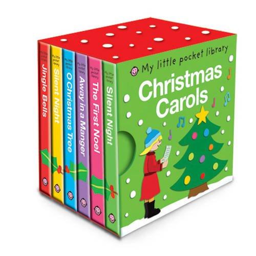 Christmas Carols (My Little Pocket Library) por Roger Priddy