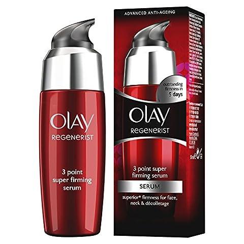 Olay Regenerist Anti Ageing 3 Point Super Firming Serum, 50 ml