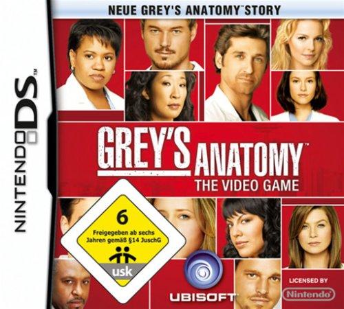 Grey's Anatomy - The Video Game (für Nintendo DS)