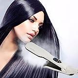 In India Exclusive Infrared Unisex Steam Hair Brush Straightener