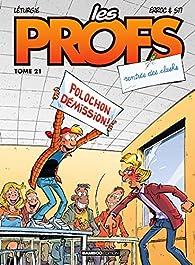 Les Profs, tome 21 : Rentrée des clashs par  Erroc
