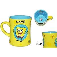 Unterwasser blau POS Handels 62412 SpongeBob Kinderset