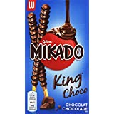 Mikado - King Choco, Palitos De Galleta y Chocolate - 51 g