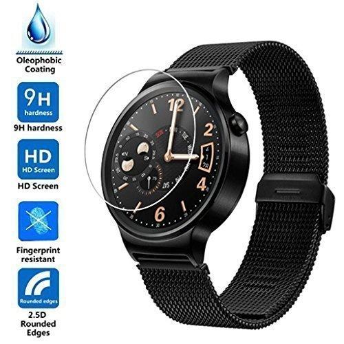 huawei-watch-protection-cran-en-verre-trempvikoo-2-pack-9h-026mm-ultra-mince-anti-rayures-hd-film-pr