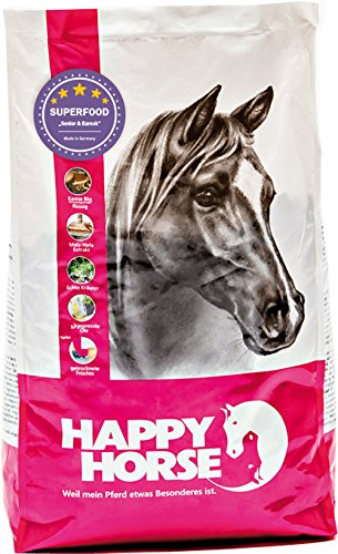 Happy Horse Superfood Senior & Barock 2 x 14 kg