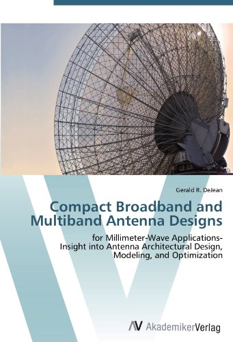 Compact Broadband and Multiband Antenna Designs: for Millimeter-Wave Applications-  Insight into Antenna Architectural Design,  Modeling, and Optimization