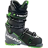 Head VECTOR EVO 120 BLACK/ANTH-VERDE nero - Nero, 27/5