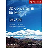 3D Converter MAC (Product Keycard ohne Datenträger)
