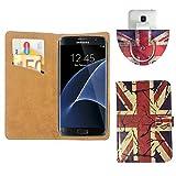 Nano Flip Handy Smartphone 360 Grad Tasche Hülle Case Cover Für XGody X11 - 360 M UK England Flagge