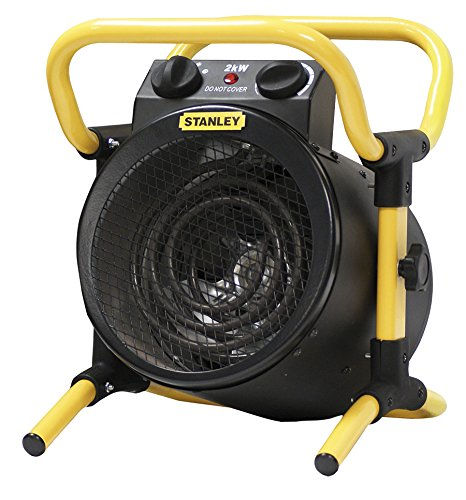 Kekai KT0509  Calefactor Industrial Eléctrico Stanley Turbo 2000 W