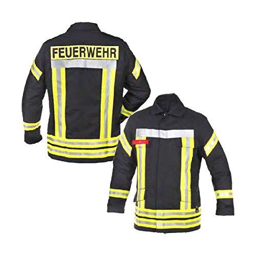 Feuerwehr Einsatzjacke HuPF Teil 3