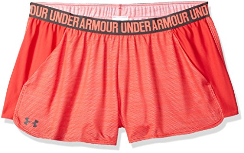 Under Armour Play 2.0 Novelty Short Femme pink / anthrazit