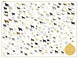 Hundezucht Poster - Das Diagramm der Hunde (24 X 18) Nach Pop Chart Lab