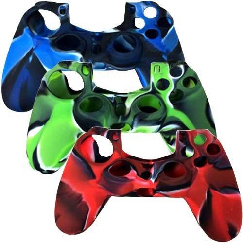 slick-blue-tm-3-combo-pack-silicone-cas-protecteur-en-pour-sony-playstation-4-ps4-controleur-camoufl