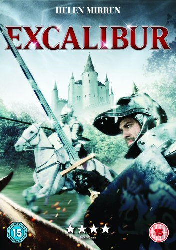 Excalibur by Nigel Terry