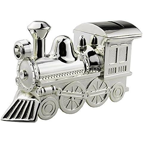 Alcancía, FGF Pequeña Locomotora Alcancía, plata RKS-CB001