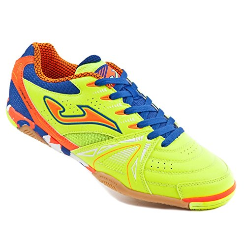 Joma Dris _ 709_ en chaussures Futsal Dribling 709jaune fluo Chaussure jaune fluo