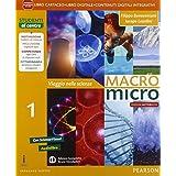 Macromicro. Con e-book. Con espansione online. Con LibroLIM. Per la Scuola media: 1