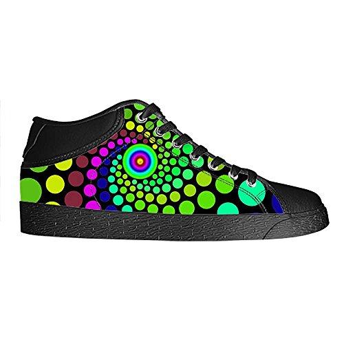 Dalliy polka dots Kids Canvas shoes Schuhe Footwear Sneakers shoes Schuhe D