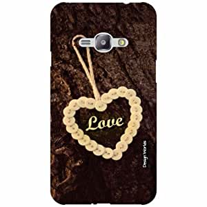 Design Worlds Samsung Galaxy J1 Ace Back Cover Designer Case and Covers