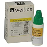 Wellion Leonardo Glucose Control Solution (No I am not Diabetic, Medium Level)
