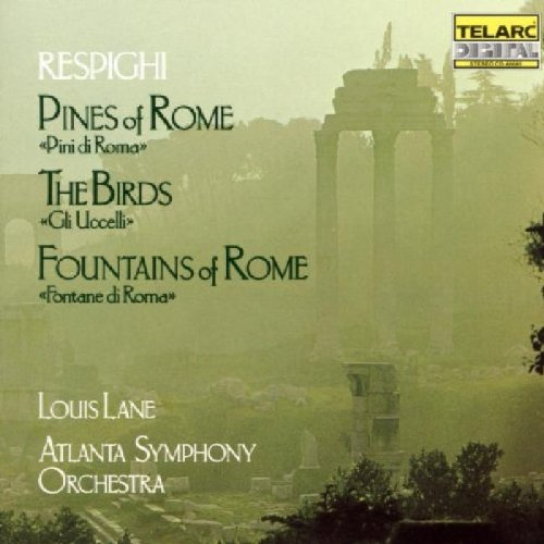 Pines Of Rome, The Birds, Fountains Of Rome Test