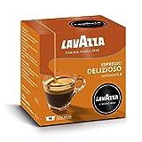 Lavazza A Modo Mio Capsule Caffè Espresso Delizioso - Confezione da 256 Capsule