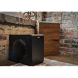 Klipsch 1063121 Reference RSB-14 Sound Bar mit Wireless Subwoofer schwarz