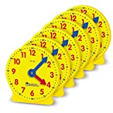 Learning Resources Reloj de aprendizaje (LER2202) (importado)