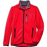 Peak Mountain Ecalon/10-16/xj - Chaqueta de esquí para niño, color rojo, talla 14 años (162 cm)
